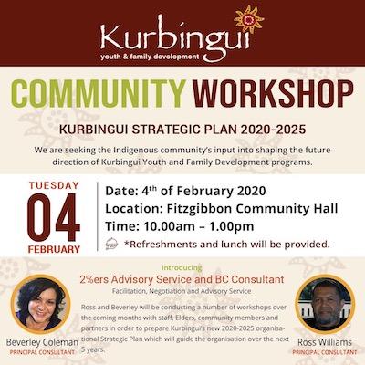 Community Workshop